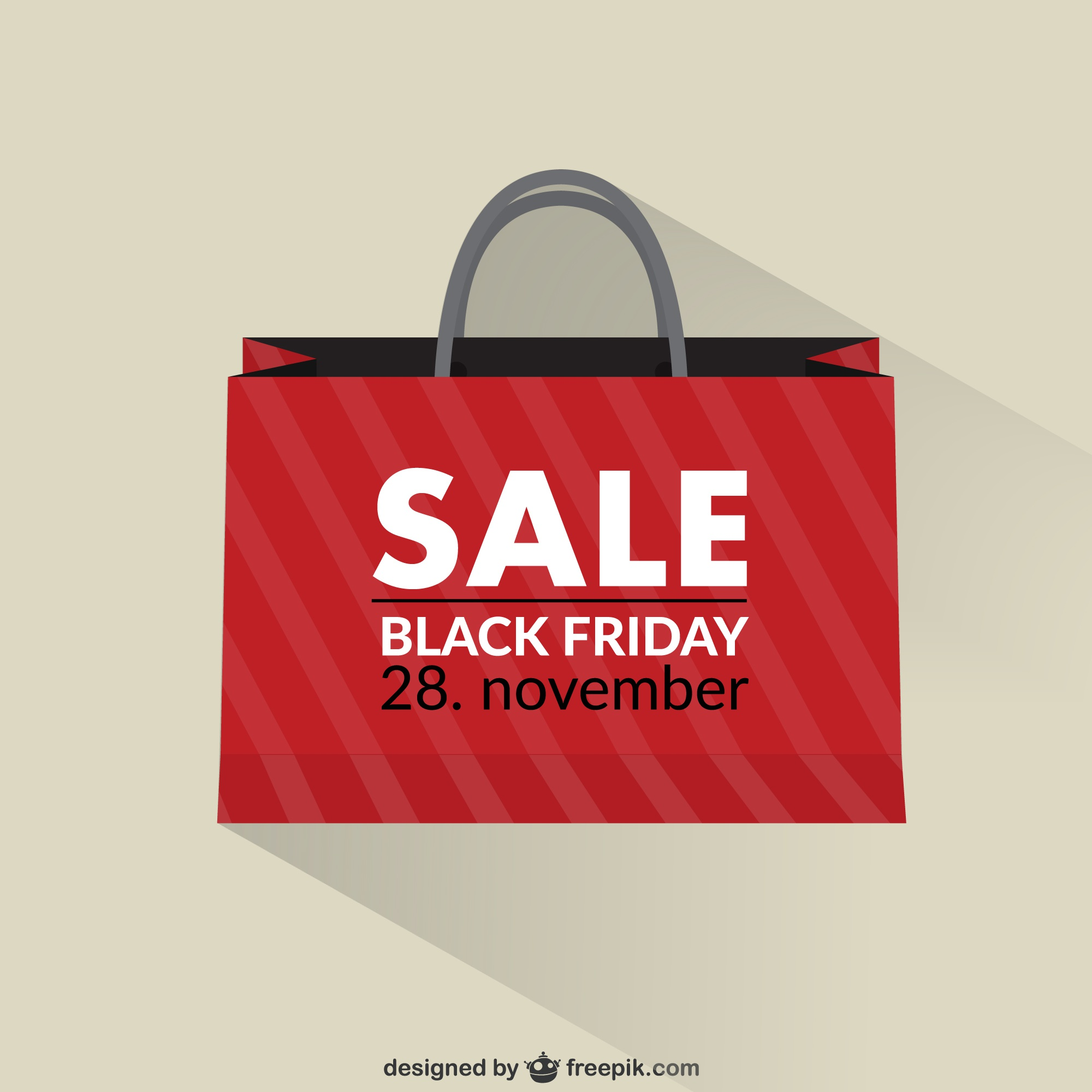 Black Friday sac de vente