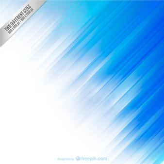Bleu et fond blanc