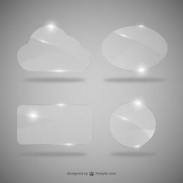 Boîtes de dialogue cristal