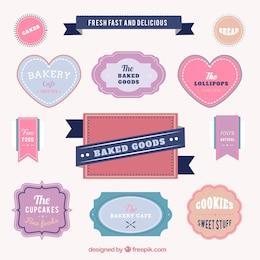 Bonbons badges