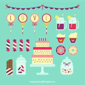 Bonbons Party