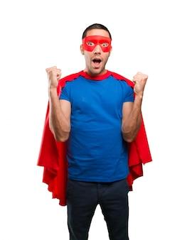 Bonne fête des super-héros