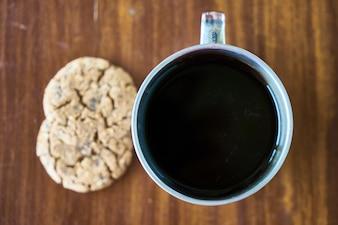 Café et Cookies