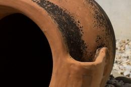 Céramique brun