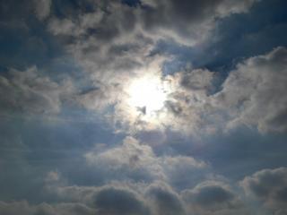 Ciel bleu des nuages lumineux 5 t l charger des photos gratuitement - Image ciel bleu clair ...
