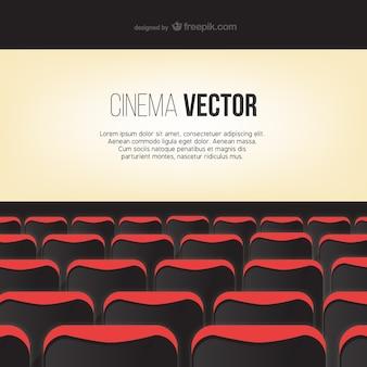 Cinéma modèle d'écran