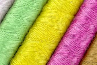 Closeup de threads