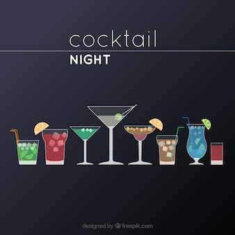 Cocktails night
