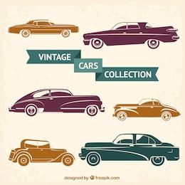 Collecte de voitures anciennes