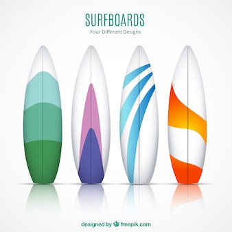 Collection Surfboards