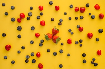 Composition des fruits