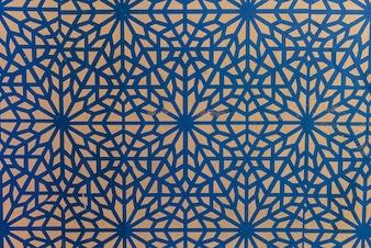 Contexte des carreaux du Maroc