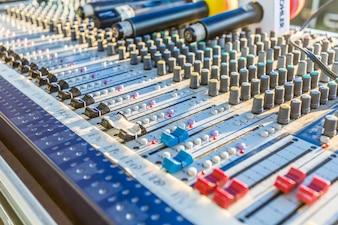 Contrôleur de musique