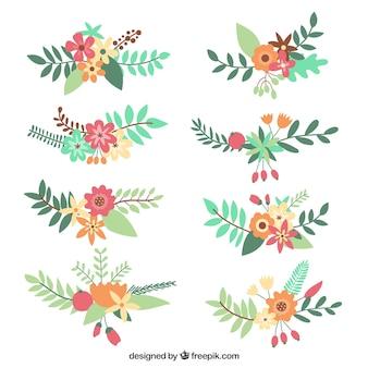 Corsages décoratifs