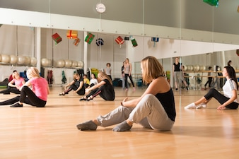 Cours de danse pour femmes