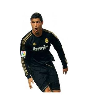 Cristiano Ronaldo Real Madrid Liga