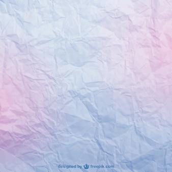 Froissé texture du papier