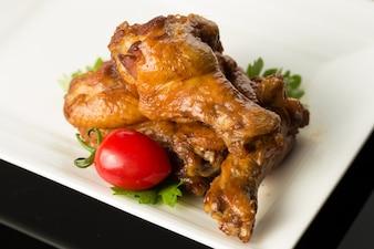 Cuisses de poulet