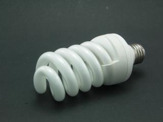 D'économie d'énergie ampoule