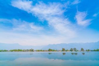 Dal Lake, Cachemire Inde