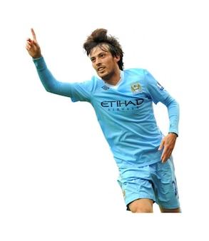 David Silva, Man City Premier League