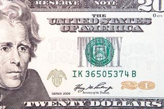 De change du dollar
