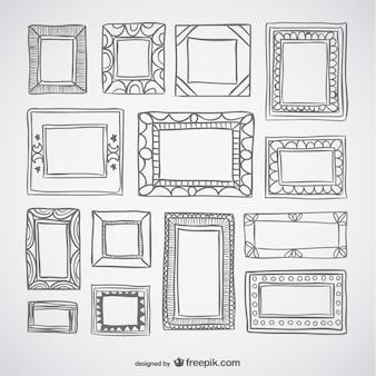 Cadres graphiques t l charger des photos gratuitement - Dimensions cadres photos ...