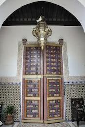 décoratifs portes arabes