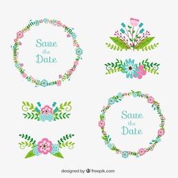 Décoration de mariage floral