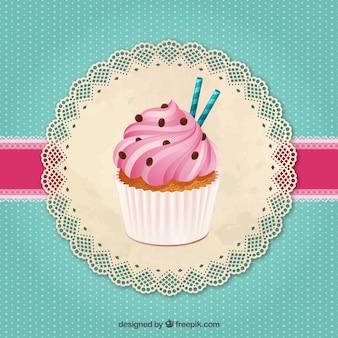 Délicieux gâteau