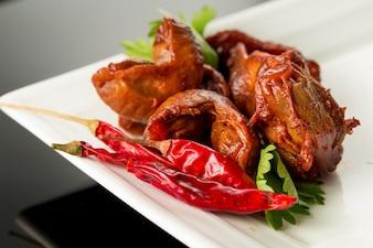 Délicieux recette asiatique