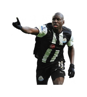 Demba Ba newcastle premier league