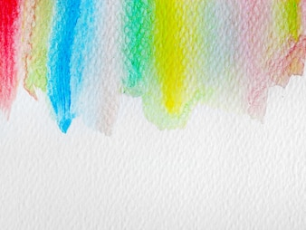 Des bandes verticales de couleur