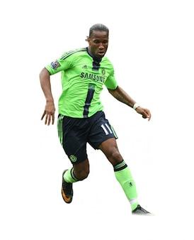Didier Drogba, Chelsea Premier League