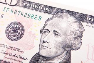 Dollars, soit une hausse