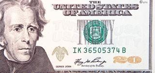 Du dollar, l'USD, le projet de loi