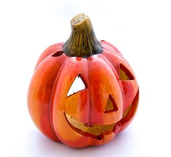 Effrayant, citrouille, halloween