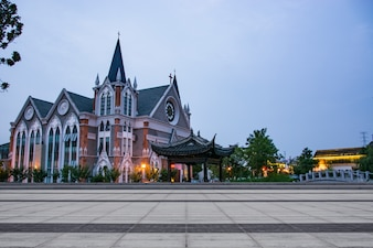 Eglise en Chine