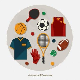 éléments de Sport