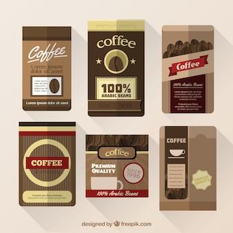 Emballage de café