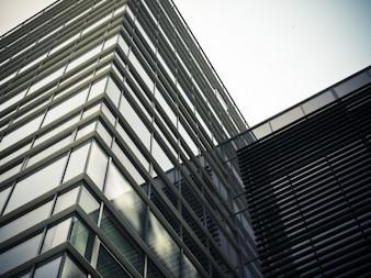 Fenêtres modernes de construction