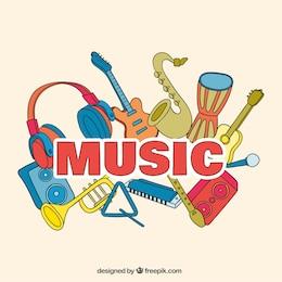 Festival de musique de fond