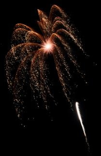 Feux d'artifice, 4e, independenceday