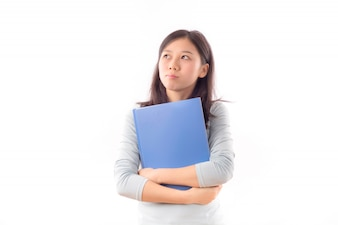 Fichier binder éducatif chine