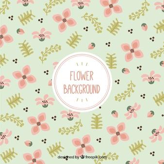 Fleur de fond