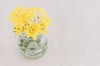 Fleur shabby belles fleurs fond