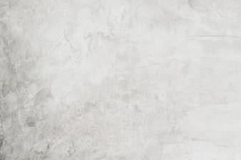 Fond blanc et sale de mur en ciment blanc et texture avec espace