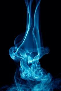 Fond de fumée odeur de fumée magique