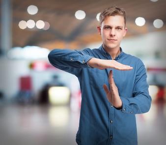 Homme flirt signes