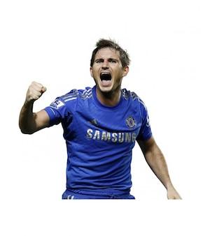 Frank Lampard Chelsea Premier League
